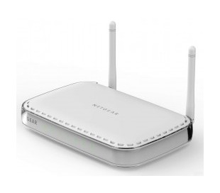Netgear (WNR614) WIRELESS N300 Mbps 4PORT Router