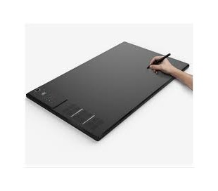 HUION Graphics Tablet WH1409 13.8 x 8.6 inch with 12 express keys & wireless capability