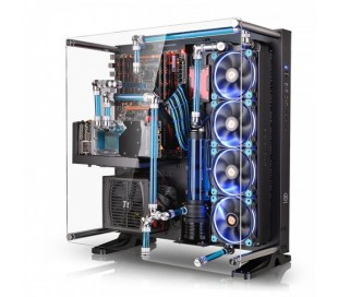 Thermaltake Core P5/Black/Wall Mount/SGCC