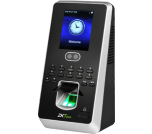 Multi-biometric Access Control and Time Attendance Terminal