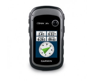 Garmin eTrex 30x Outdoor Handheld GPS Navigation