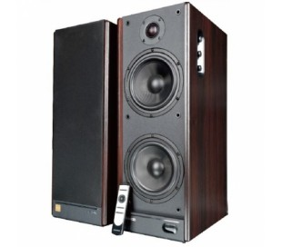 Microlab Solo 9C 140W wooden cabinets stereo loudspeaker