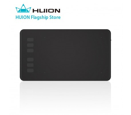 HUION H640P 8192 Pressure Graphics Tablet