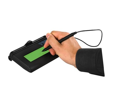 Topaz SigLite LCD 1x5 Electronic Signature Capture Pad