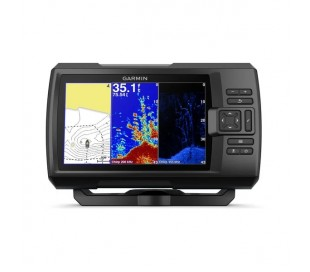 Garmin Striker Plus 7cv Fish Finder with CV20-TM Transducer