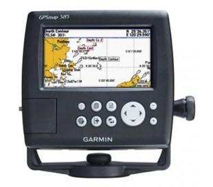 Garmin GPSMAP 585 Fishfinder with Transducer
