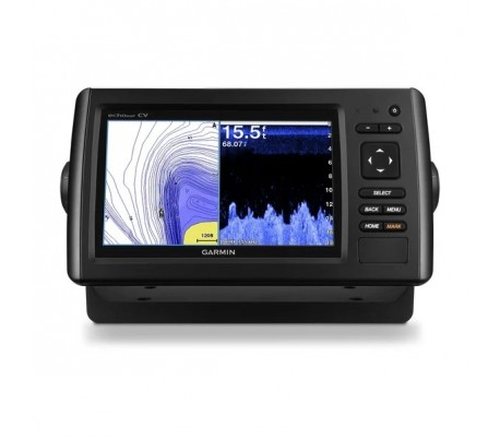 Garmin echoMAP Chirp 73Cv Chartplotter with Transducer