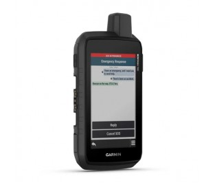 Garmin Montana 700i Rugged GPS Touchscreen Navigator with inReach Technology