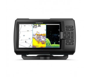 Garmin STRIKER™ Vivid 7cv Fishfinder GPS With GT20-TM Transducer
