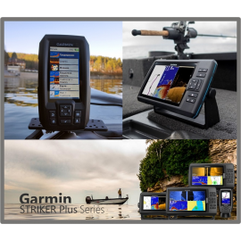 Garmin Striker Plus Series Fishfinder
